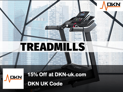 DKN Fitness UK Discount Codes